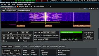 Receiving BBC Radio 4 Longwave via WebSDR.